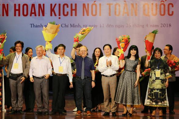 Hồng Vân, Chí Trung, Hoài Linh, Xuân Bắc... dự Liên hoan Kịch nói - Ảnh 2.