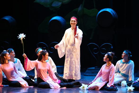 Hồng Vân, Chí Trung, Hoài Linh, Xuân Bắc... dự Liên hoan Kịch nói - Ảnh 5.