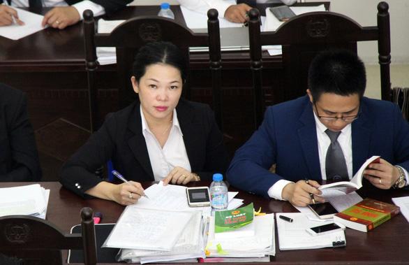 Luật sư của bà Châu Thị Thu Nga đề nghị hủy án sơ thẩm - Ảnh 2.