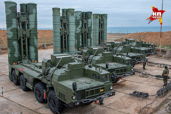 Nhận diện hàng nóng của Mỹ và Nga ở Syria - Ảnh 5.