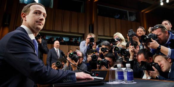 Gần 1/10 người Mỹ nói đã xóa tài khoản Facebook - Ảnh 1.