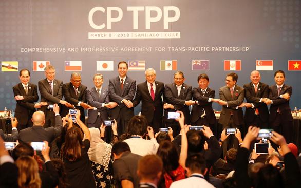 Ông Trump: Mỹ sẽ gia nhập TPP nếu cải thiện điều khoản - Ảnh 1.