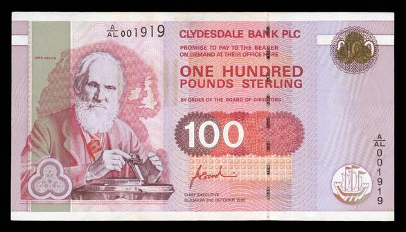 Những nhà khoa học nổi tiếng được in lên tiền - Ảnh 16.