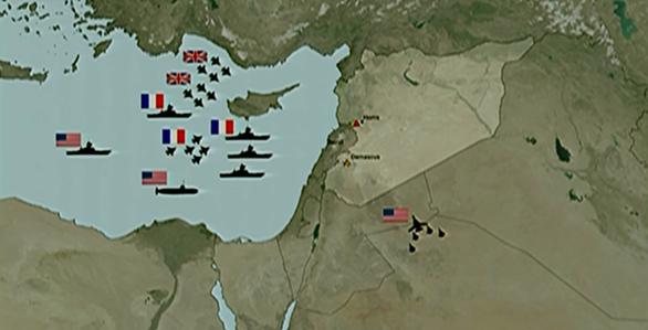 Mỹ cảnh báo Syria đừng ngu ngốc thử Mỹ - Ảnh 4.