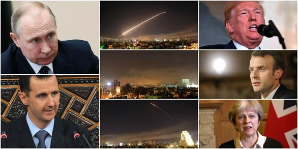 Tổng thống Syria vẫn đến Dinh làm việc - Ảnh 1.