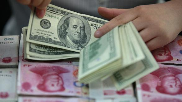 Mỹ vẫn chưa gán mác thao túng tiền tệ cho Trung Quốc - Ảnh 1.