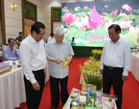 Tổng Bí thư Nguyễn Phú Trọng: đã nói là làm - Ảnh 1.