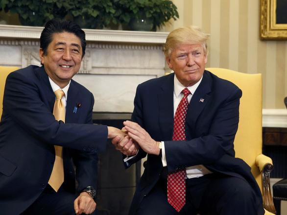 Mỹ - Nhật sẽ bàn chính về vũ khí hạt nhân Triều Tiên - Ảnh 1.