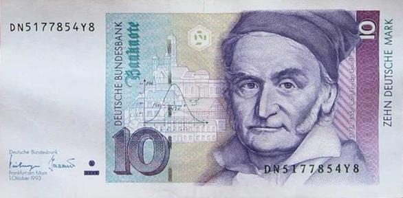 Những nhà khoa học nổi tiếng được in lên tiền - Ảnh 9.