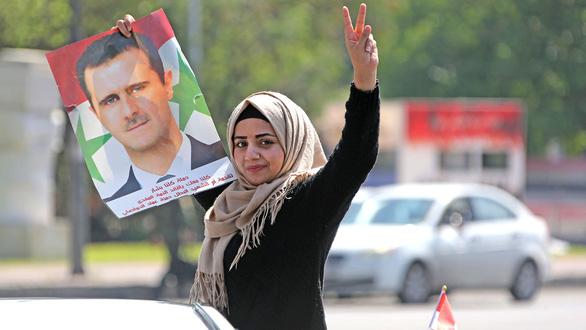 Syria khốn cùng trong tay các nước lớn - Ảnh 3.
