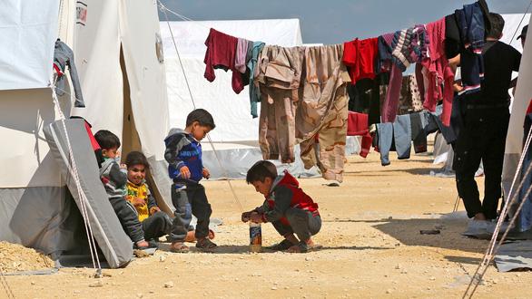 Syria khốn cùng trong tay các nước lớn - Ảnh 2.
