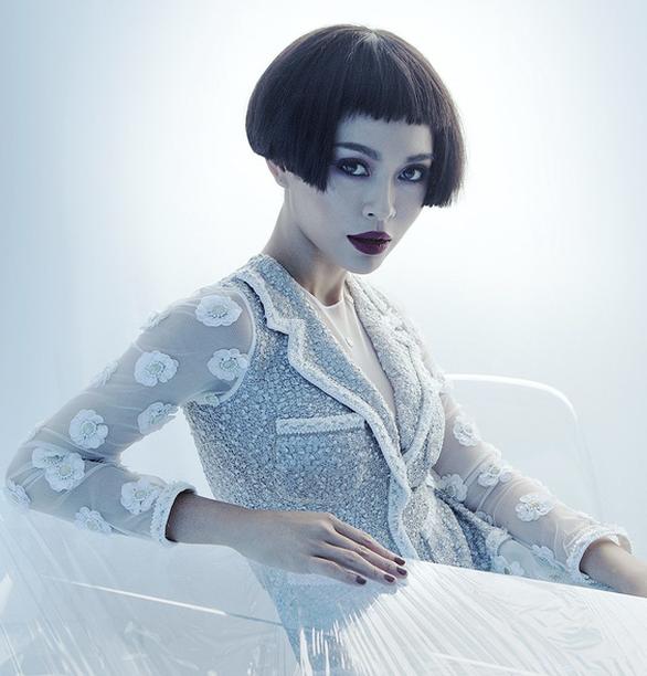 Công Trí chọn Coco yêu dấu mở màn Tuần lễ thời trang quốc tế Việt Nam - Ảnh 5.