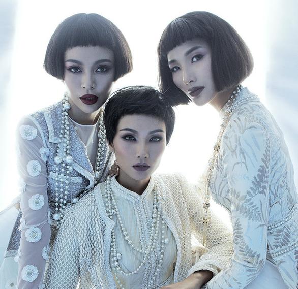 Công Trí chọn Coco yêu dấu mở màn Tuần lễ thời trang quốc tế Việt Nam - Ảnh 2.