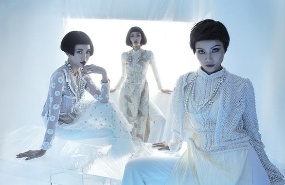 Công Trí chọn Coco yêu dấu mở màn Tuần lễ thời trang quốc tế Việt Nam - Ảnh 1.