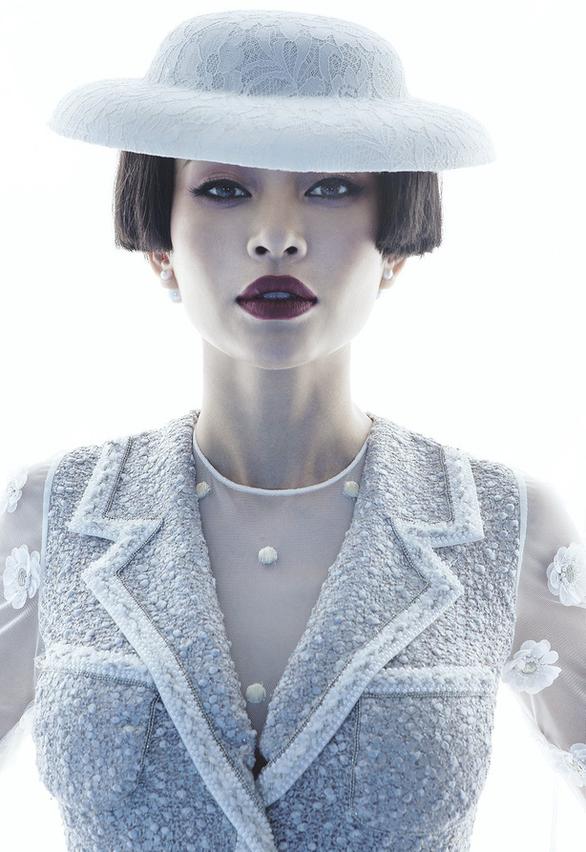 Công Trí chọn Coco yêu dấu mở màn Tuần lễ thời trang quốc tế Việt Nam - Ảnh 6.