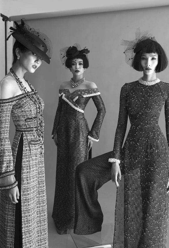 Công Trí chọn Coco yêu dấu mở màn Tuần lễ thời trang quốc tế Việt Nam - Ảnh 7.