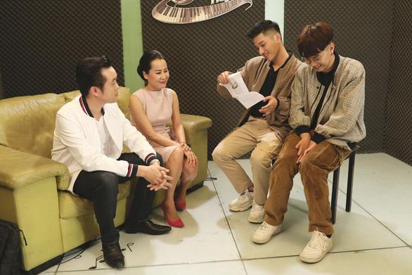 Sing my song: Sa Huỳnh, Juun Đăng Dũng - RTee đội Giáng Son vào chung kết - Ảnh 2.