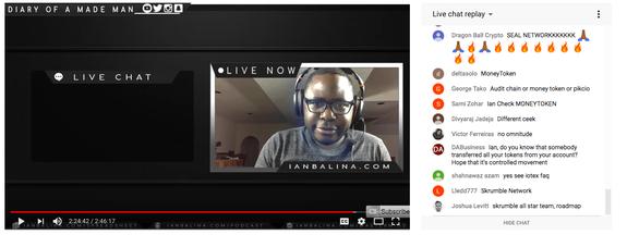 'Ngôi sao tiền điện tử YouTube mất 2 triệu USD khi đang livestream - Ảnh 1.