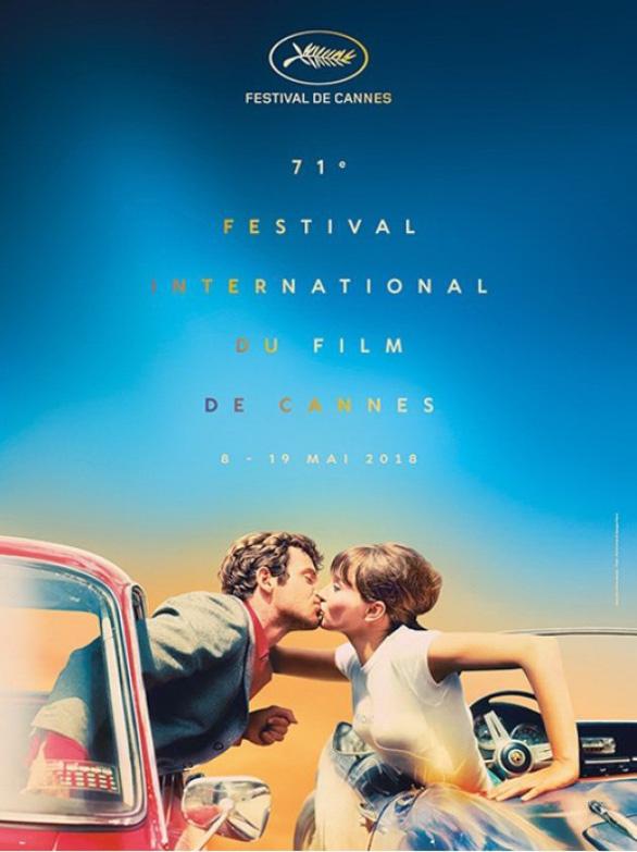 Poster Cannes 2018 có mang tính chính trị? - Ảnh 1.