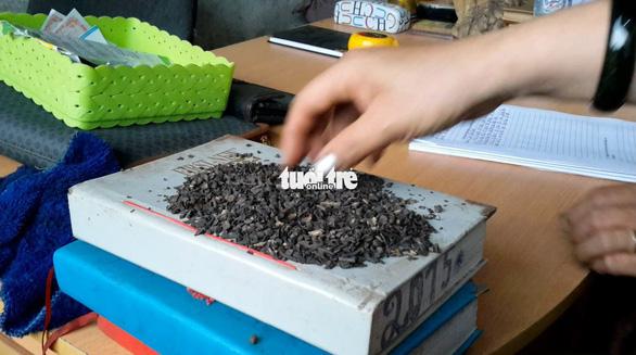 Còn nhiều cà phê bẩn trộn than pin tại thủ phủ Đắk Nông - Ảnh 8.