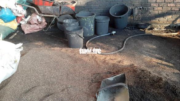 Còn nhiều cà phê bẩn trộn than pin tại thủ phủ Đắk Nông - Ảnh 6.