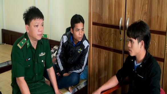 11 phu vàng bị cưỡng bức lao động tại bãi vàng Phước Sơn - Ảnh 2.