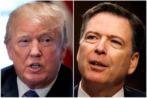 Trùm cũ của FBI viết sách tố ông Trump, dân Mỹ nửa tin nửa ngờ - Ảnh 1.