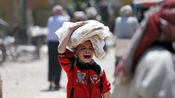 Khủng hoảng Syria: các nước dàn xếp hậu không kích - Ảnh 1.