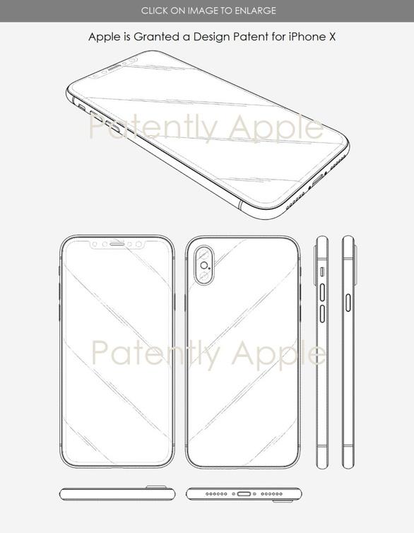 Samsung đăng ký bản quyền màn hình tai thỏ trên điện thoại  - Ảnh 5.