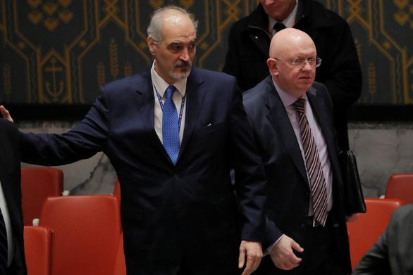 Khủng hoảng Syria: các nước dàn xếp hậu không kích - Ảnh 2.