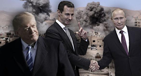 Mỹ báo không trừng phạt Nga: Syria đã dàn xếp xong? - Ảnh 1.