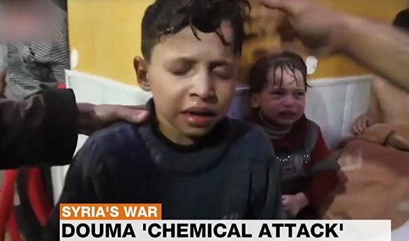 Nga tìm ra người tố phương Tây dàn dựng tấn công hóa học ở Syria - Ảnh 1.