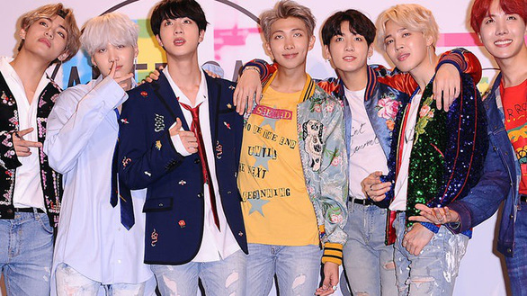 Nhóm nhạc Hàn BTS đứng đầu top 100 người ảnh hưởng nhất thế giới - Ảnh 1.