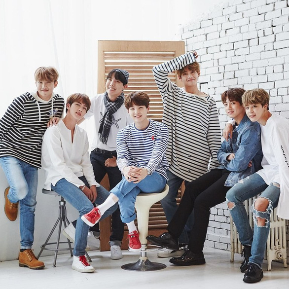 Nhóm nhạc Hàn BTS đứng đầu top 100 người ảnh hưởng nhất thế giới - Ảnh 3.