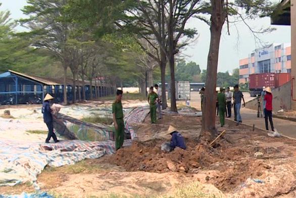 Phạt công ty chôn rác thải tại Đồng Nai 3,5 tỉ  - Ảnh 1.