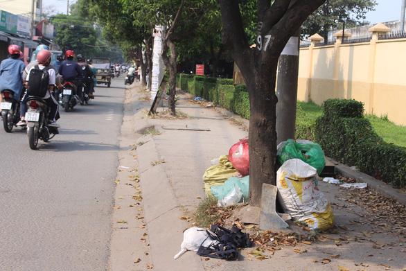 Sài Gòn ra đường là gặp rác thải - Ảnh 6.
