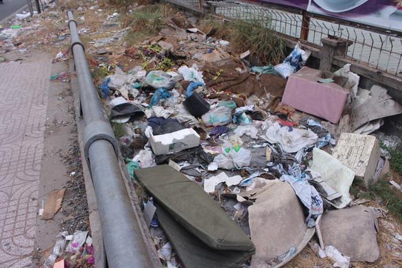 Sài Gòn ra đường là gặp rác thải - Ảnh 11.
