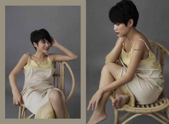 Li Lam sẽ mang thông điệp tích cực với bệnh nhân ung thư vú  - Ảnh 8.
