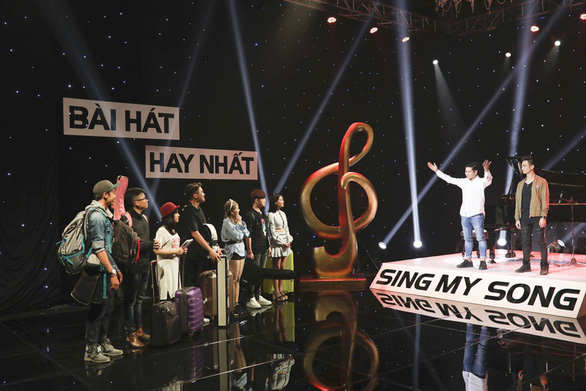 Sing my song: Nam Trương được khen với Tình yêu của anh - Ảnh 1.