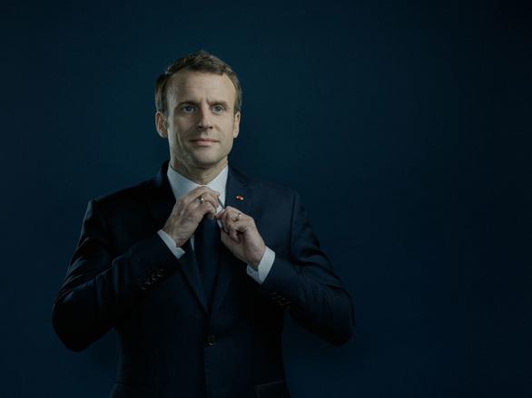 Tổng thống Pháp cảnh báo nguy cơ khó kiểm soát Google, Facebook - Ảnh 1.