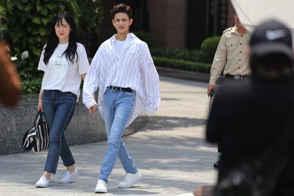 Kim Samuel: Tôi muốn ăn phở, mặc áo dài và du lịch Việt Nam - Ảnh 2.