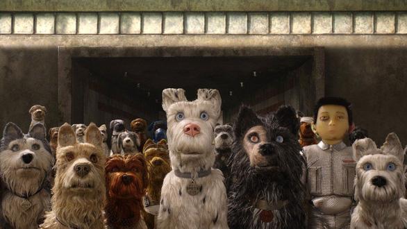 Phim hoạt hình Isle of Dogs gây xung đột văn hóa ở Hollywood? - Ảnh 6.