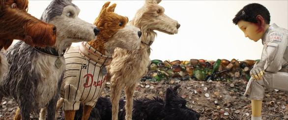 Phim hoạt hình Isle of Dogs gây xung đột văn hóa ở Hollywood? - Ảnh 1.
