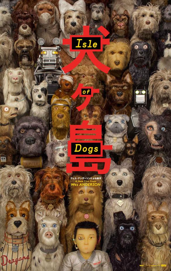 Phim hoạt hình Isle of Dogs gây xung đột văn hóa ở Hollywood? - Ảnh 8.