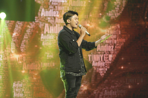 Sing my song: Nam Trương được khen với Tình yêu của anh - Ảnh 8.