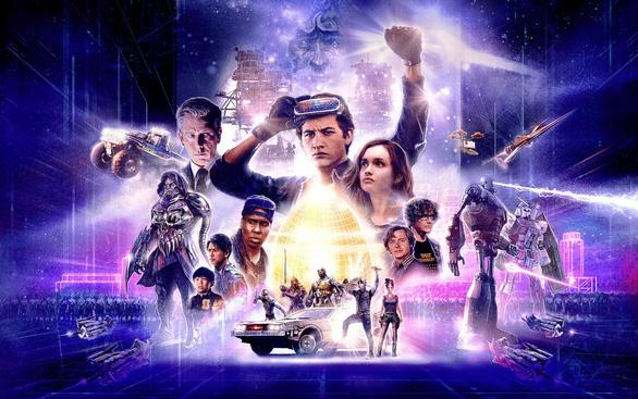 Ready player one - siêu phẩm khẳng định tài năng Steven Spielberg - Ảnh 1.