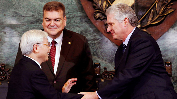 Cuba bắt đầu một kỷ nguyên mới - Ảnh 1.