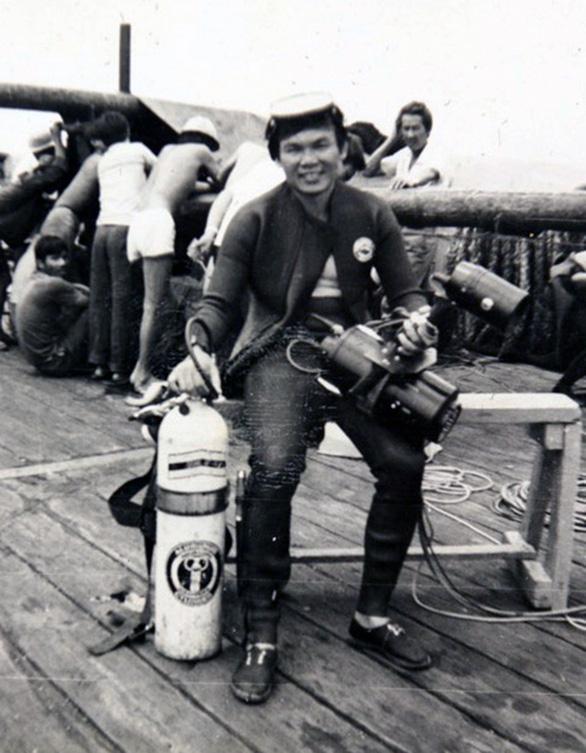 Người thợ lặn ở Gạc Ma năm ấy... - Ảnh 6.