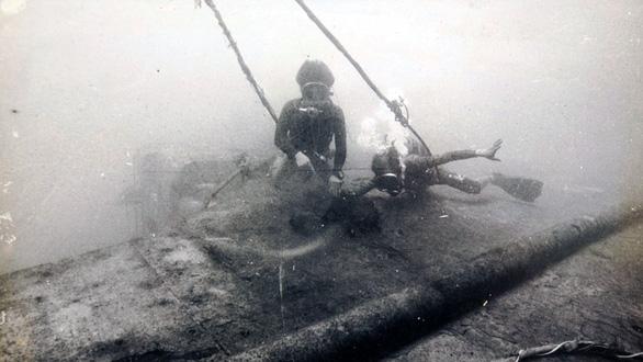 Người thợ lặn ở Gạc Ma năm ấy... - Ảnh 1.