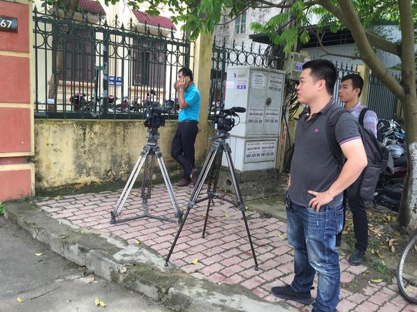 Giám đốc sở bị cưỡng đoạt không dự xét xử nguyên nhà báo Lê Duy Phong - Ảnh 4.